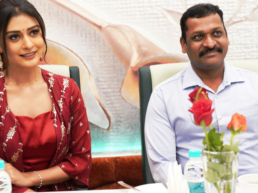 Payal Rajput launches world's largest Pista House in Hyderabad