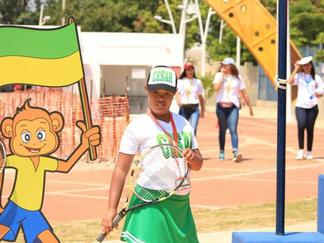 Inician Olimpiadas Fides en Valledupar