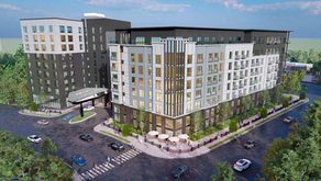 Massive Apartment and Hotel Complex Planned at Delmar and 170