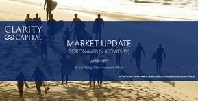 Market Update – Coronavirus (April 28th)