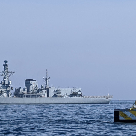 Sonardyne tests navigation systems onboard SEA-KIT USV for UK MOD