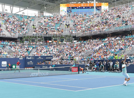 ATP SUSPENDS TOUR FOR 6-WEEKS