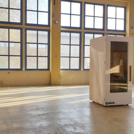 Comment savoir si j'ai besoin d'une cabine de travail dans mes bureaux ?