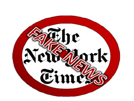 The NYT Claims - Without Evidence - To Be Credible Newspaper