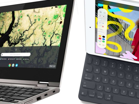 iPad vs Chromebook for Home Learning