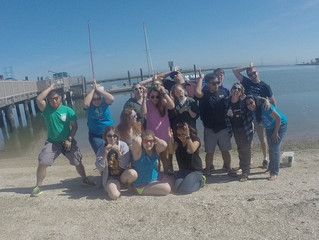Marine Science Camp 2018: Hiring Instructors and Counselors