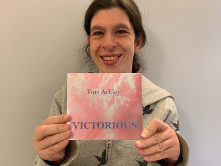 Tori Ackley Releases Album VICTORIOUS