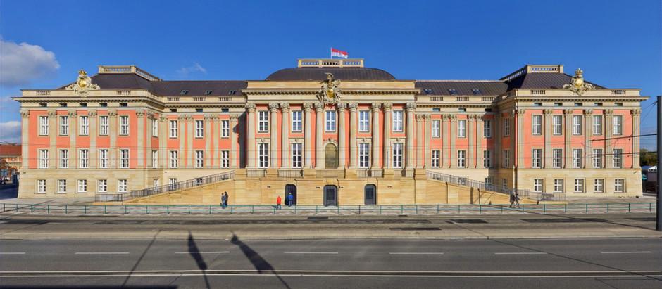 Der Blick nach Brandenburg