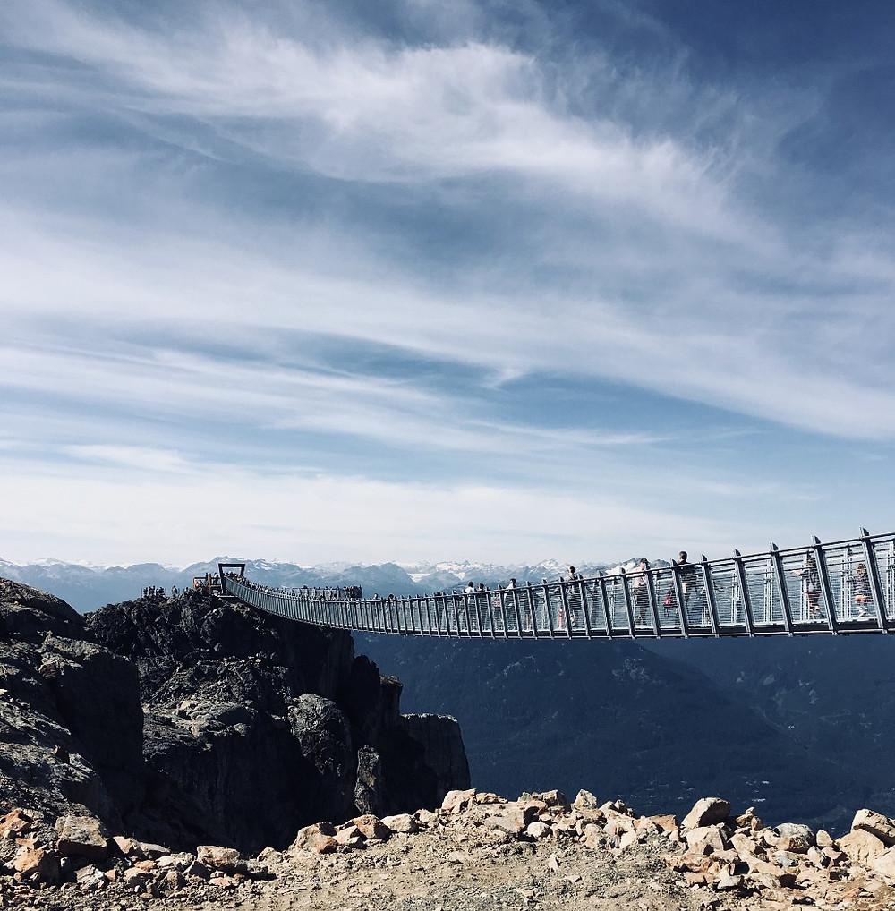 Cloudraker Skybridge Whistler