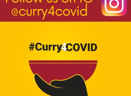 Curry4COVID launched!
