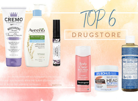 Treat Yourself & Save Money with 6 Affordable American Drugstore Products