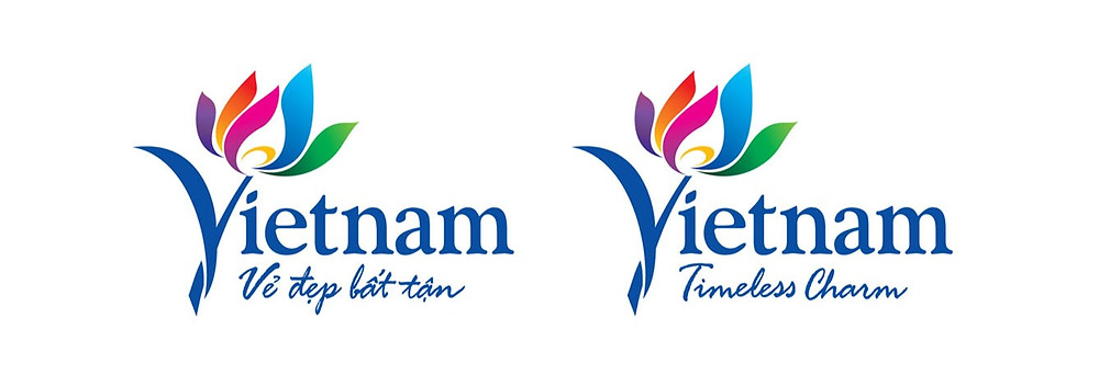 Logo Du Lịch Việt Nam Vẻ Đẹp Bất Tận