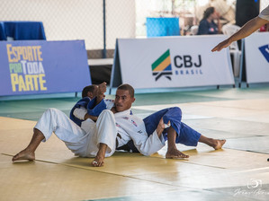 Judô baiano no Grand Prix em Marrocos
