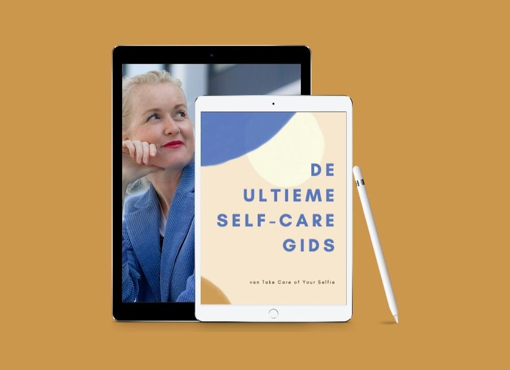 Self-care gids: zorg goed voor jouw lichaam, gedachten en emoties