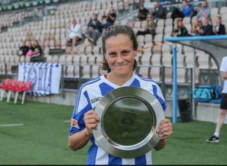 Ashley Riefner till Åland United