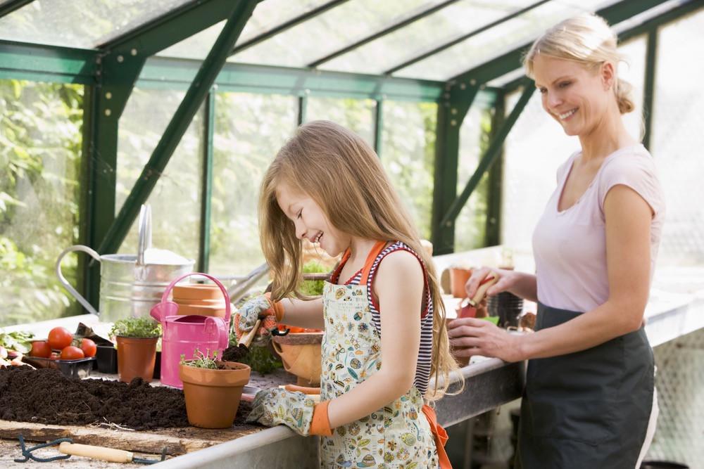 #ParentingTips 5 Tips to Get Your Children into Gardening