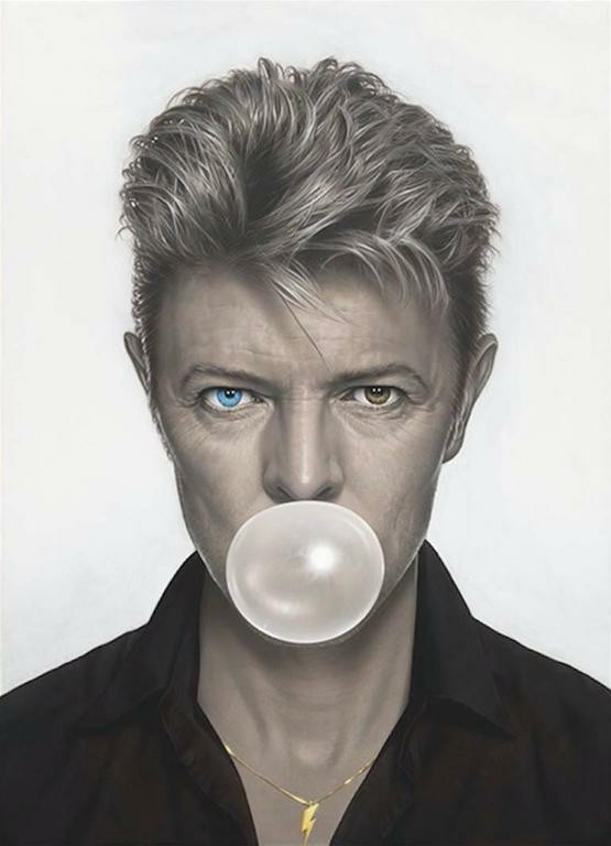 David Bowie Bubblegum