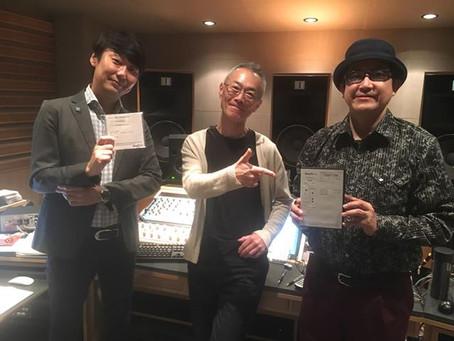 2ndアルバム「BOOKMARC MELODY」マスタリング終了!