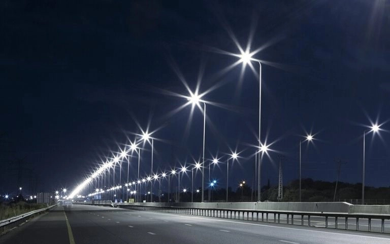 Đèn đường LED tại Hà Tĩnh