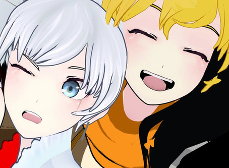 Transpondence 3: RWBY Is the Lesbian Gift That Keeps on Giving