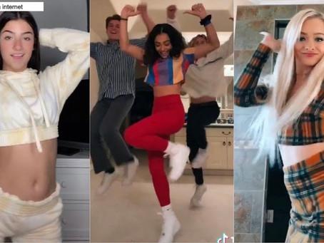Dançar é a nova linguagem virtual da geração Z