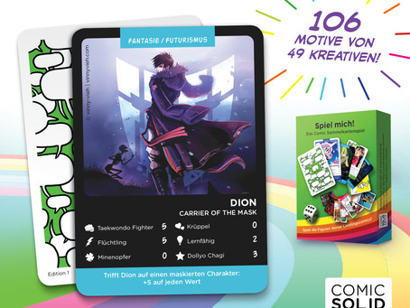 Dion Trading Card