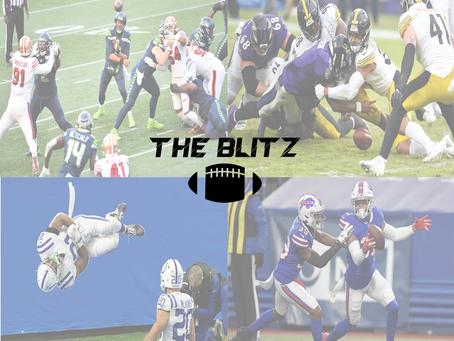 The Blitz, Capítulo VIII; El imperio cae y los Steelers se mantienen