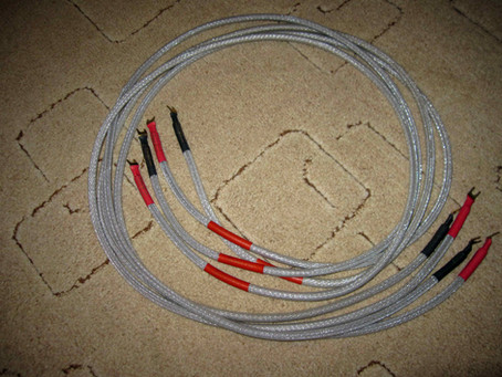 Акустический кабель                     Stealth Audio Hybrid Jr.