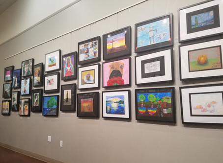 2018 Annual Student Art Show