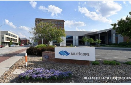 BlueScope Companies request for abatement extension in Kansas City, June 25, 2020