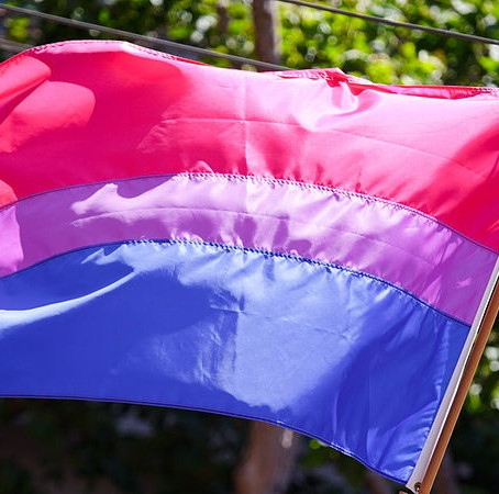 Student Project raises Awareness of Bi Visibility Day