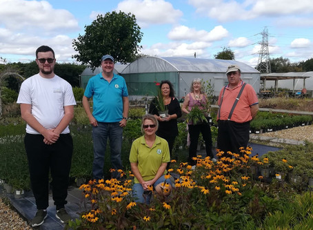 Announcing Cherry Tree Nursery as our Business Charity for 2020/21