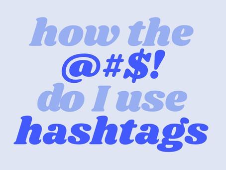 Instagram #hashtag best practices