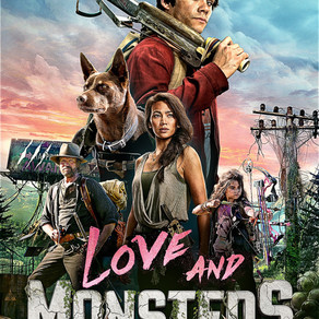 Love and Monsters (2020) - Doing the monster mash.