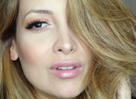 Glitter Terraccota Makeup