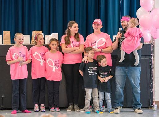 Zumba fundraiser raises over $13,000 for Fergus mother of seven