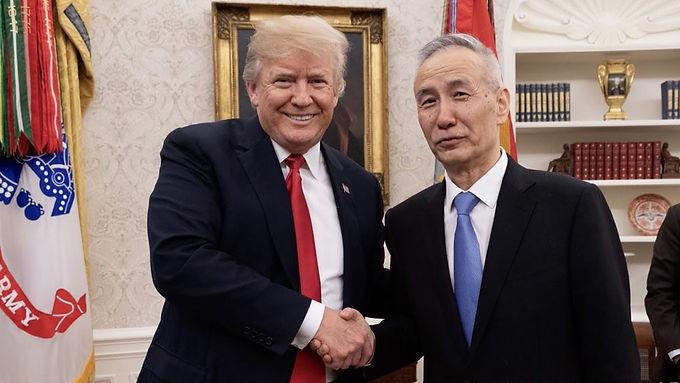จีน-สหรัฐ จับมือ!! สีจิ้นผิงส่งสารถึงทรัมป์ เจรจาทางการค้า