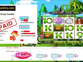 Irish-Luck slot game tips to win RM3000 in 918kiss