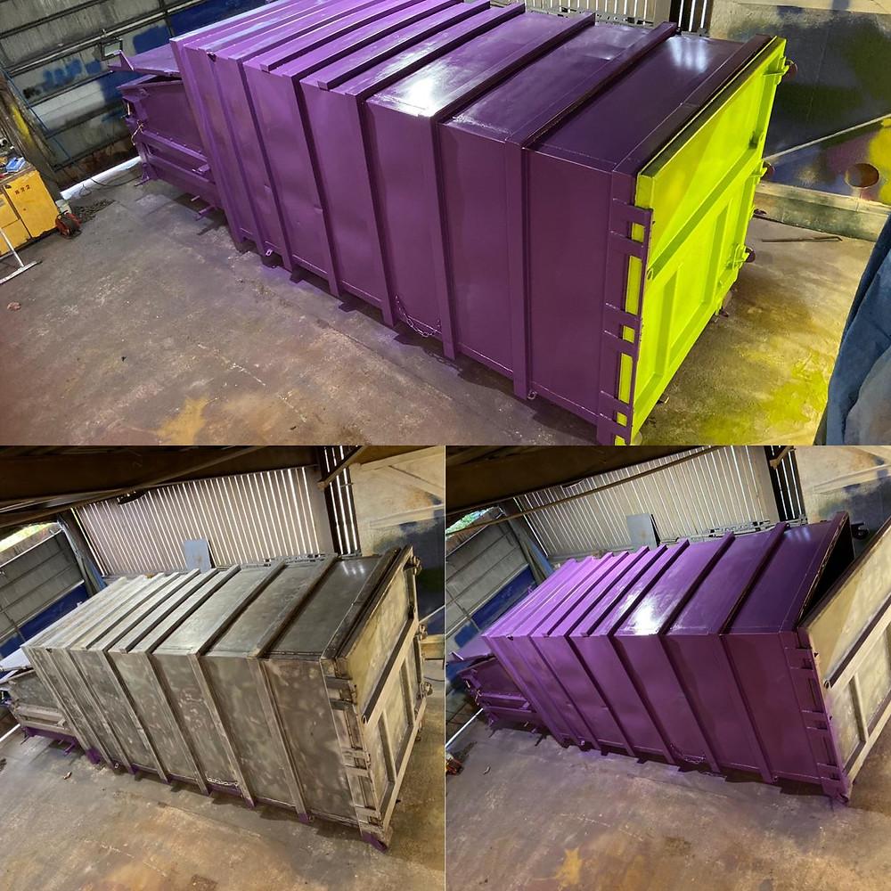 Refurbished-Compactor
