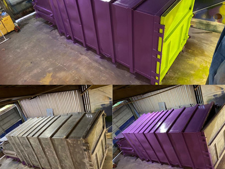 Refurbished Compactor Fresh Out Of Workshop - For Hire