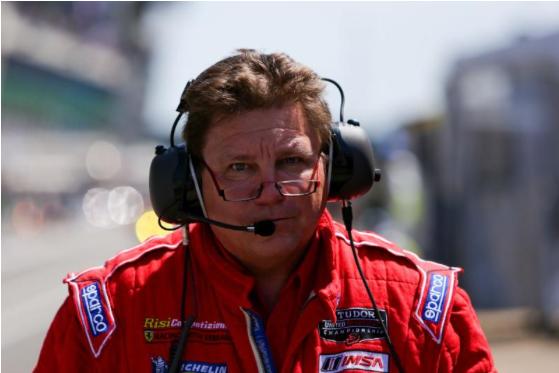 Rick Mayer, Keating Motorsports/Risi Competizione Race Engineer