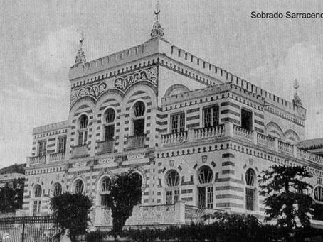 100 anos do misterioso assassinato do jovem do Sobrado Sarraceno da Benfica