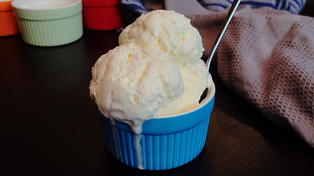 Keto Ice Cream Recipe No Thawing