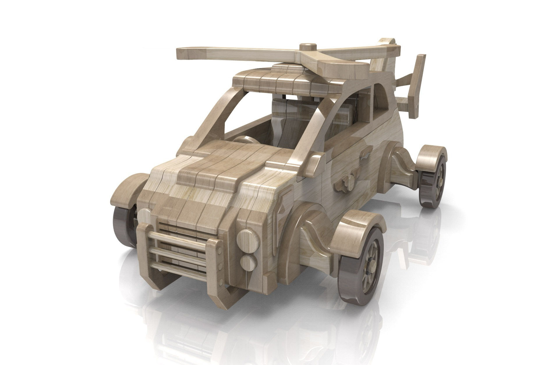 Flying Car | Wood Toy Plans Forums