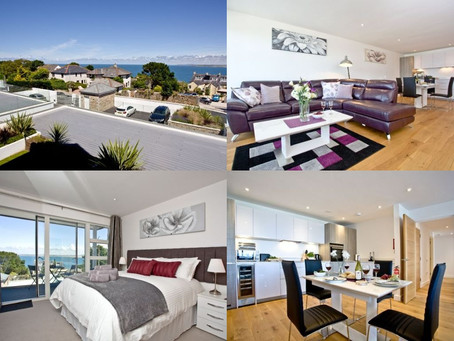 Escape to White Crest for New Year
