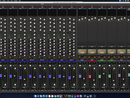 Harrison MixBus DAW software!