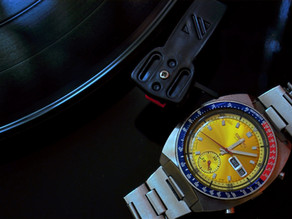 The Seiko 6139-6002 & Electric Light Orchestra
