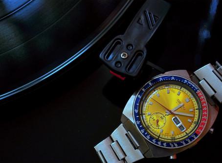 The Seiko 6139-6002 & Electric Light Orchestra
