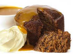 Traditional Malva Pudding