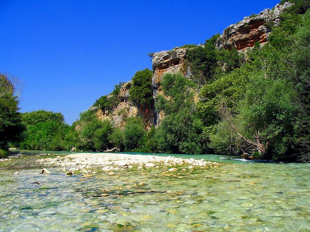 Acherontas River